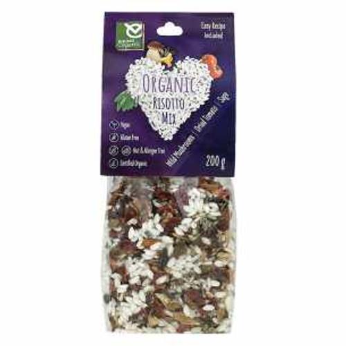 Risotto Wild Mushroom Tomato & Sage Organic 200g - Viking