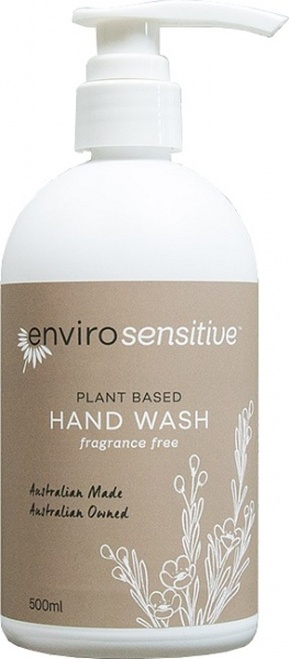 Hand Wash Sensitive 500ml - Enviro Care