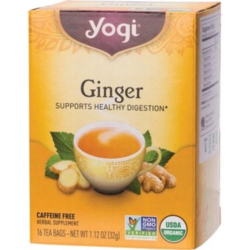 Ginger Tea 16 Bags - Yogi Tea