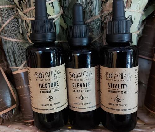 Tonic Vitality Immunity 50ml - Botanika Herbals