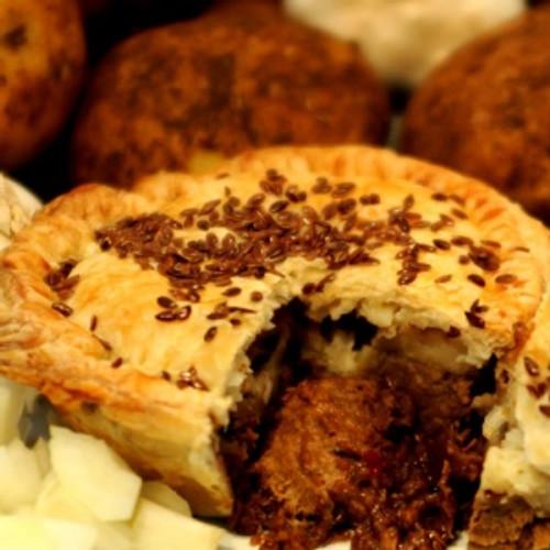 Funky Chunky Pie Vegan Frozen - Funky Pies