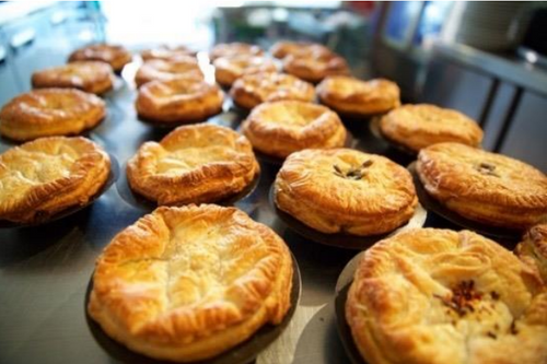 Nepalese Lamb-style Curry Pie Vegan Frozen - Funky Pies