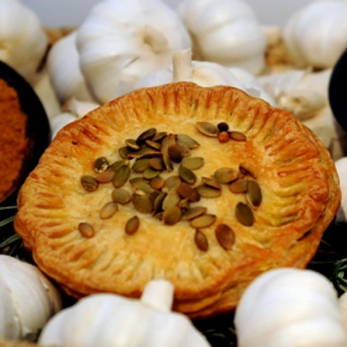 No Wurry Curry Pie Vegan Frozen - Funky Pies