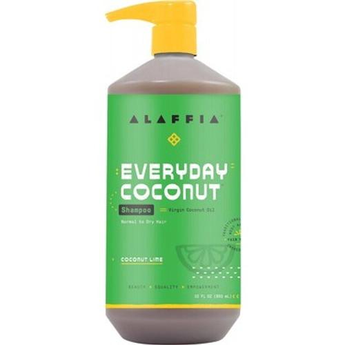 Shampoo Everyday Coconut & Lime 950ml - Alaffia