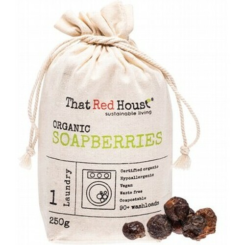 Soapberries (Soap Nuts) Organic 250g- That Red House