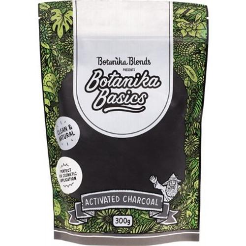 Activated Charcoal Botanika Basics 300g - Botanika Blends