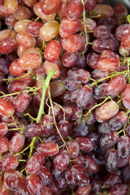 Grapes Ralli Seedless Organic - per 100g