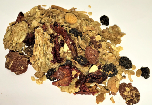 Berry Crunchy Granola Activated  Organic 100g - ONS