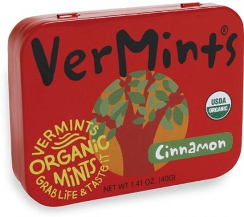Mints Cinnamon Organic 40g - Vermints