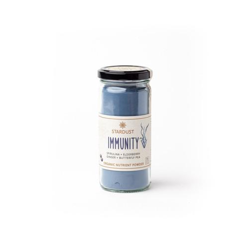 Stardust Blue Immunity Blend Organic 80g - Mindful Foods