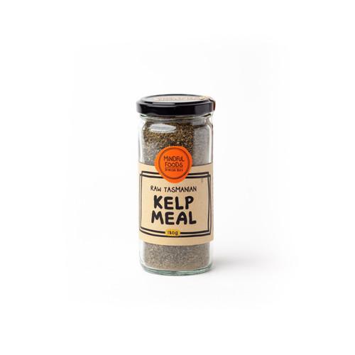 Kelp Meal Raw Tasmanian 180g - Mindful Foods
