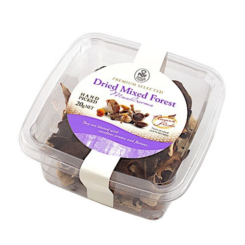 Forest Mushroom French Mixed 20g - Chefs Choice