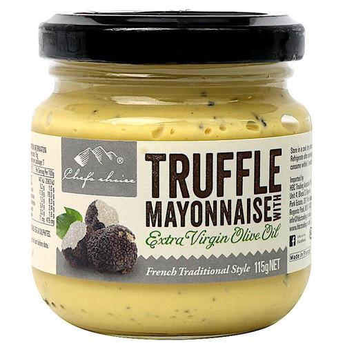 Truffle Mayonnaise 115g - Chefs Choice