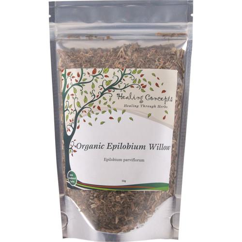 Epilobium Willow Loose Leaf Tea Organic 50g - Healing Concepts