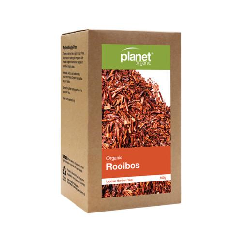 Rooibos Loose Leaf Tea Organic 100g - Planet Organic