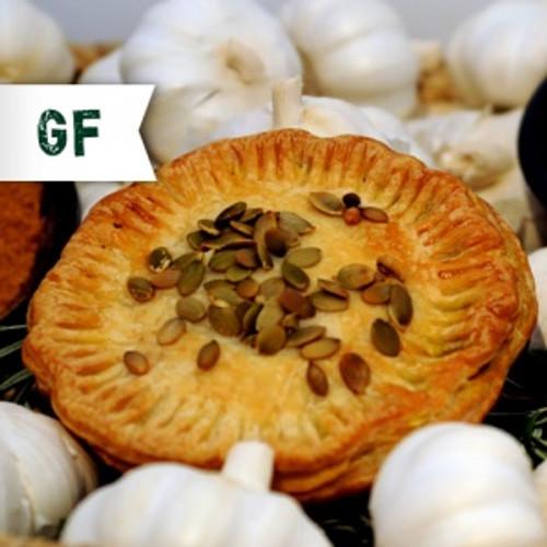 No Wurry Curry Pie Vegan GLUTEN FREE Frozen - Funky Pies