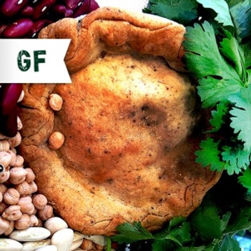 Moroccan Bean Tagine Pie Vegan GLUTEN FREE Frozen - Funky Pies