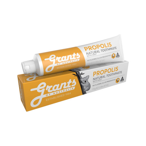 Toothpaste Propolis Natural with Mint 110g - Grants