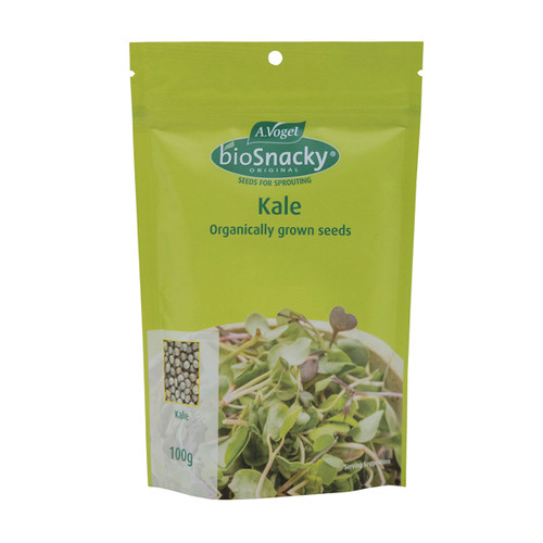 Kale Seeds Sprouting Organic 100g - A. Vogel BioSnacky