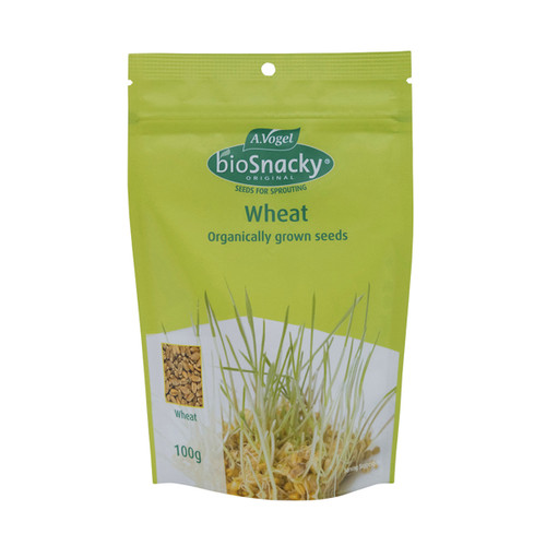 Wheat Seeds Sprouting Organic 100g - A. Vogel BioSnacky