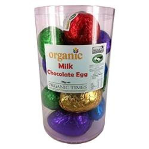 Easter Egg medium - White Chocolate 70g