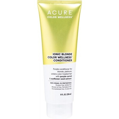 Ionic Blonde Colour Wellness Conditioner 236ml - Acure
