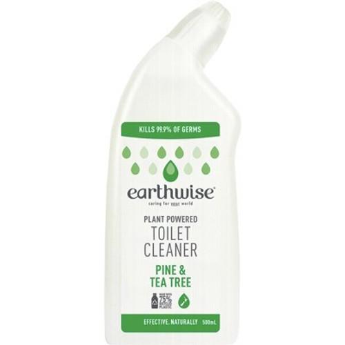 Toilet Cleaner Pine & Tea Tree 500ml - Earthwise