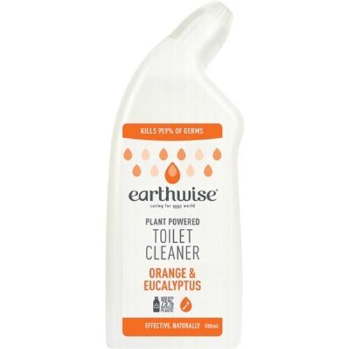 Toilet Cleaner Orange & Eucalyptus 500ml - Earthwise