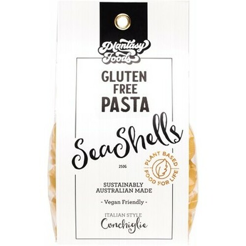Pasta Gluten Free Sea Shells Conchiglie 200g - Plantasy Foods