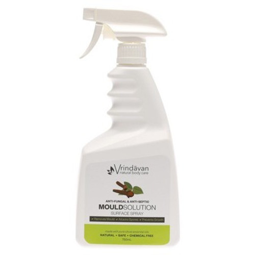 Mould Solution Surface Spray 750ml - Vrindavan