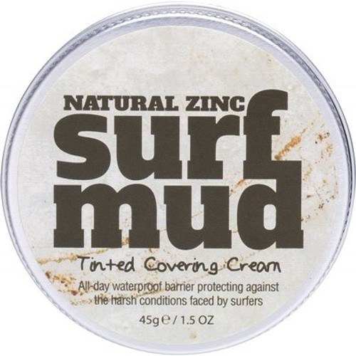 Natural Zinc Tinted Covering Cream 45g - Surfmud