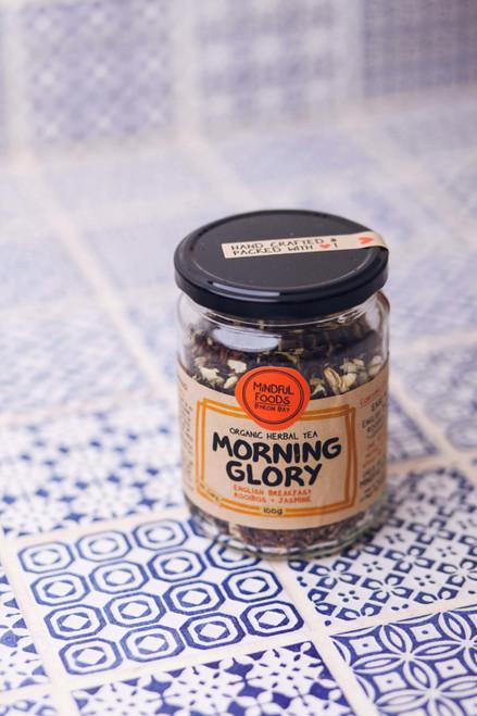 Morning Glory Loose Leaf Tea Organic 50g - Mindful Foods