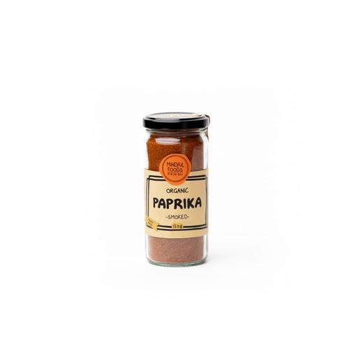 Paprika Smoked 120g Jar - Mindful Foods