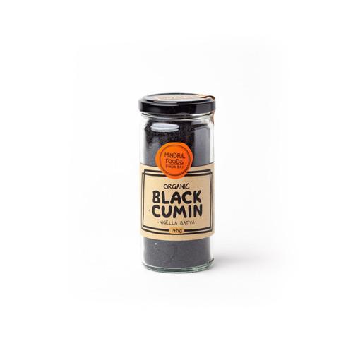 Cumin Black (Nigella Sativa) Organic 140g - Mindful Foods