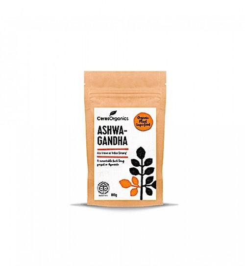 Ashwagandha Powder 100g - Ceres Organic