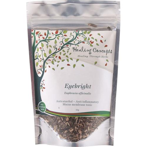 Eyebright Loose Leaf Organic 50g - Healing Concepts