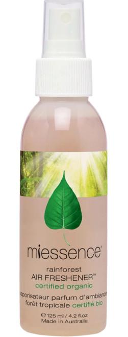Air Freshener Rainforest Organic 125ml - Miessence