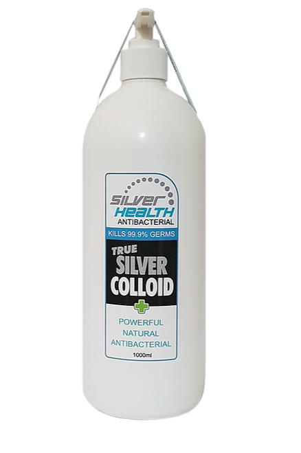 Silver Colloid 1L - Silver Health