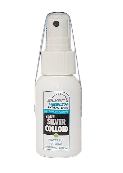 Silver Colloid Spray 50ml - Silver Health