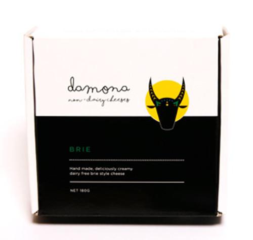 Brie Dairy Free Vegan 180g - Damona