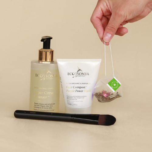 The Beauty Bag - EbSD/Eco Tan