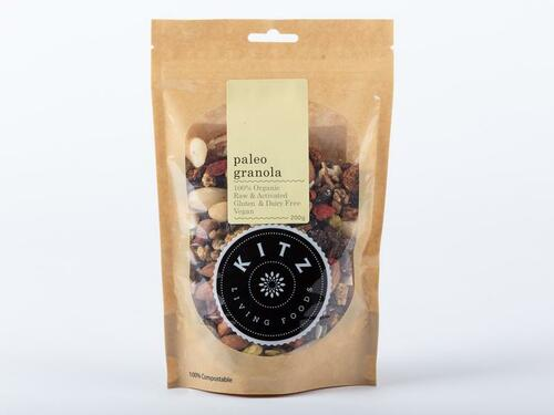 Paleo Granola Organic 200g - Kitz
