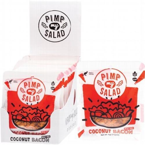 Pimp my Salad Coconut Bacon Vegan 15g packet - Extraordinary Foods