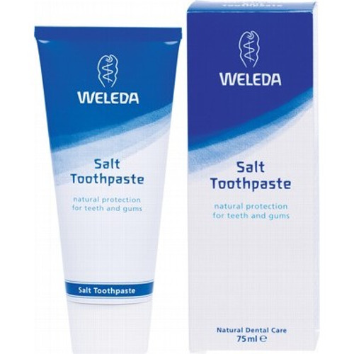 Toothpaste Salt 75ml - Weleda
