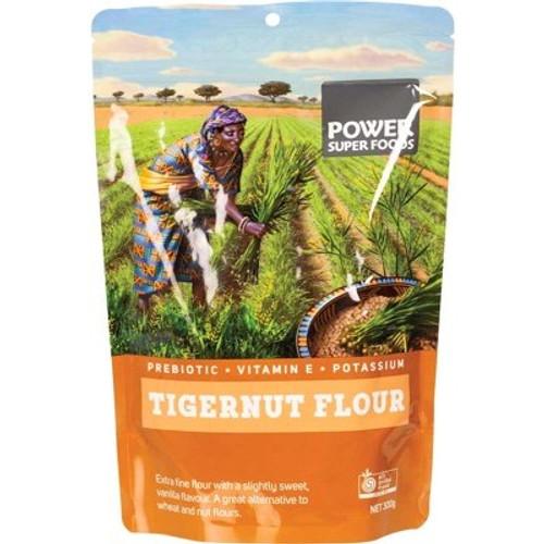 Tigernut Flour Organic 300g - Power Super Foods