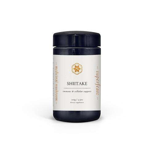 Shiitake 100g Jar - Superfeast