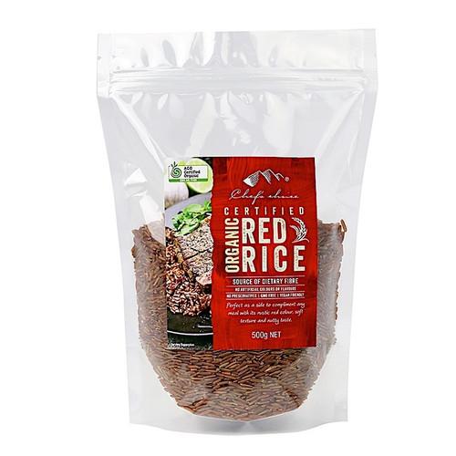 Red Rice Organic 500g - Chefs Choice
