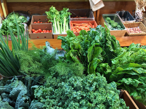 Salad Mix Organic - bulk loose per 100g