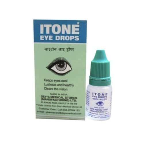 Ayurvedic Health - Itone eye drops