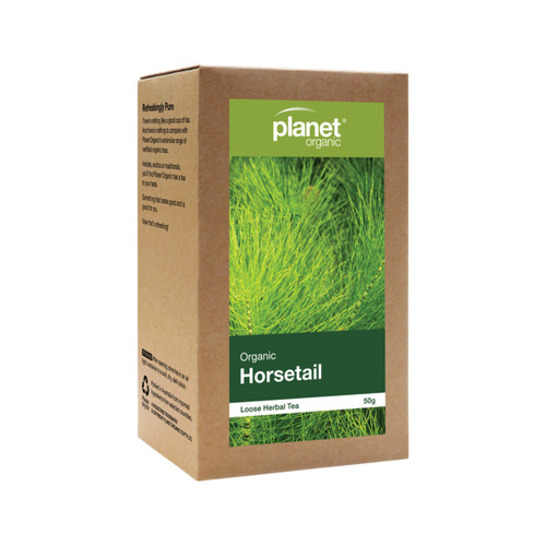 Horsetail Loose Leaf Tea Organic 50g - Planet Organic
